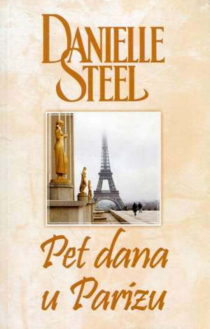 Pet dana u Parizu Steel Danielle meki uvez