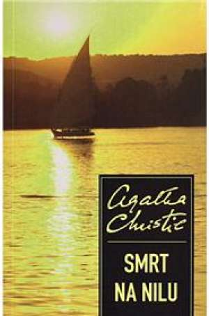 Smrt na Nilu Christie Agatha meki uvez