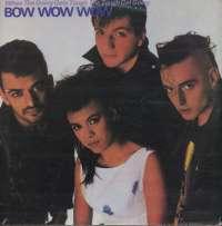 Gramofonska ploča Bow Wow Wow When The Going Gets Tough, The Tough Get Going LSRCA 11025, stanje ploče je 10/10