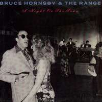 Gramofonska ploča Bruce Hornsby & The Range A Night On The Town 2041-1-R, stanje ploče je 10/10