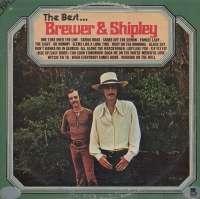 Gramofonska ploča Brewer And Shipley Best . . . Brewer & Shipley 6.28429 DP, stanje ploče je 10/10