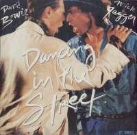 Gramofonska ploča David Bowie And Mick Jagger Dancing In The Street MXSEMIA 18011, stanje ploče je 9/10
