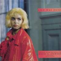 Gramofonska ploča David A. Stewart And Featuring Candy Dulfer Lily Was Here LP-7 2 02657 9, stanje ploče je 10/10