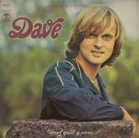 Gramofonska ploča Dave Tant Qu'il Y Aura... CBS 81584, stanje ploče je 10/10