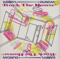 Gramofonska ploča Darryl Duncan Rock The House ZT 41278, stanje ploče je 10/10