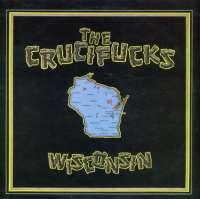Gramofonska ploča Crucifucks Wisconsin VIRUS 53, stanje ploče je 10/10