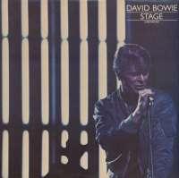 Gramofonska ploča David Bowie Stage LSRCA 75085/6, stanje ploče je 9/10