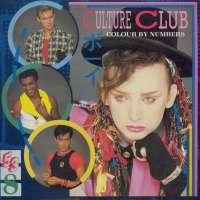 Gramofonska ploča Culture Club Colour By Numbers LSVIRG 11053, stanje ploče je 10/10
