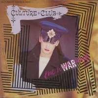 Gramofonska ploča Culture Club The War Song MXSVIRG 18001, stanje ploče je 9/10