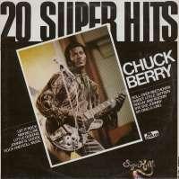 Gramofonska ploča Chuck Berry 20 Super Hits LPL 761, stanje ploče je 9/10