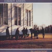 Gramofonska ploča Cowboy Junkies The Caution Horses PL90450, stanje ploče je 10/10