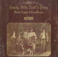 Gramofonska ploča Crosby, Stills, Nash & Young Déjà Vu W 50001, stanje ploče je 7/10