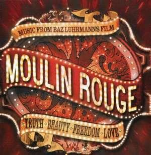 David Bowie, Fatboy Slim, Valeria, Bono, Gavin Friday.. Moulin Rouge