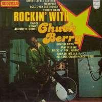 Gramofonska ploča Chuck Berry Rockin With 2220369, stanje ploče je 10/10