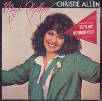 Gramofonska ploča Christie Allen Magic Rhythm FRLP-172, stanje ploče je 10/10