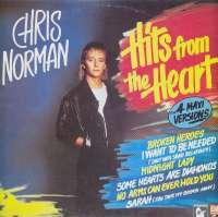 Gramofonska ploča Chris Norman Hits From The Heart 220256, stanje ploče je 10/10