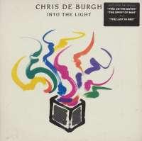 Gramofonska ploča Chris De Burgh Into The Light 2223635, stanje ploče je 10/10