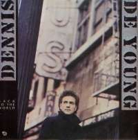 Gramofonska ploča Dennis De Young Back To The World 2223414, stanje ploče je 10/10