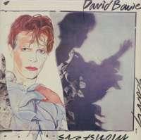 Gramofonska ploča David Bowie Scary Monsters LSRCA-73117, stanje ploče je 8/10