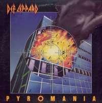 Gramofonska ploča Def Leppard Pyromania 25PP-59, stanje ploče je 9/10