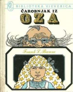 Čarobnjak iz Oza Baum Frank Lyman tvrdi uvez