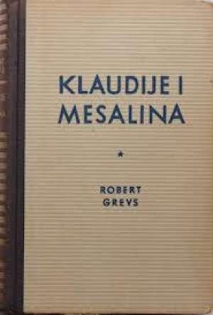 Robert grevs Klaudije I Mesalina tvrdi uvez