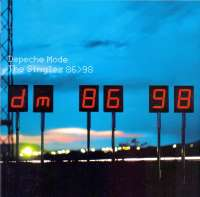 Depeche Mode - Singles 86>98