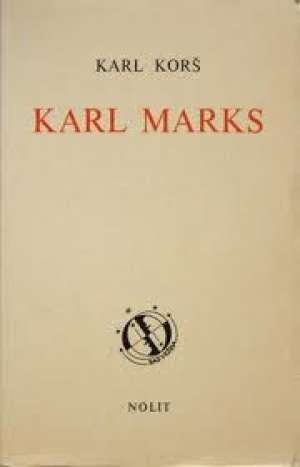 Karl marks Karl Korš meki uvez