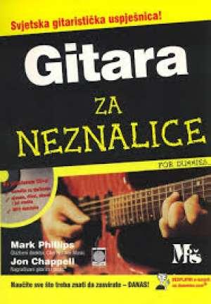 Gitara za neznalice Mark Phillips, Jon Chappell meki uvez