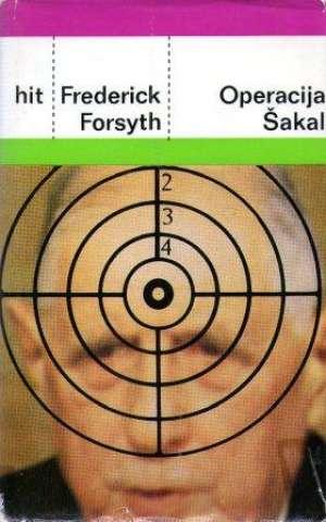 Forsyth  Frederic - Operacija šakal
