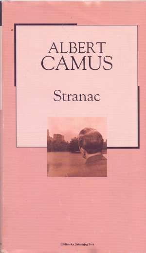 Stranac Camus Albert tvrdi uvez