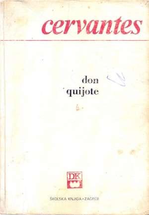 Don Quijote Cervantes Miguel De meki uvez