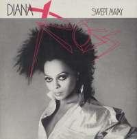 Gramofonska ploča Diana Ross Swept Away LSCAP 11086, stanje ploče je 10/10