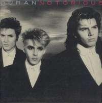 Gramofonska ploča Duran Duran Notorious LSEMI 11164, stanje ploče je 10/10