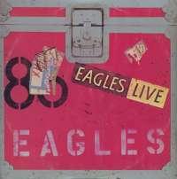 Gramofonska ploča Eagles Eagles Live ASY 62032, stanje ploče je 8/10