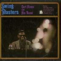 Gramofonska ploča Earl Hines And His Band Swing Masters LPV 4323, stanje ploče je 9/10