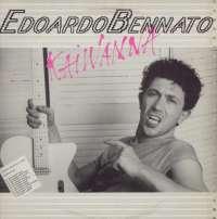 Gramofonska ploča Edoardo Bennato Kaiwanna 826 073-1, stanje ploče je 10/10