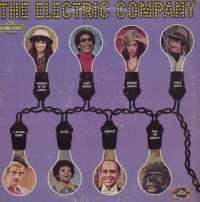 Gramofonska ploča Electric Company The Electric Company CTW 22052, stanje ploče je 8/10