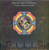 Gramofonska ploča Electric Light Orchestra A New World Record LPL 1156, stanje ploče je 9/10