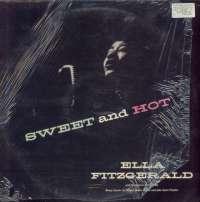 Gramofonska ploča Ella Fitzgerald Sweet And Hot JASM 1045, stanje ploče je 10/10