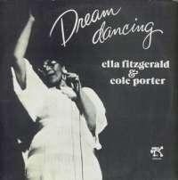 Gramofonska ploča Ella Fitzgerald & Cole Porter Dream Dancing LP 4407, stanje ploče je 10/10
