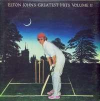 Gramofonska ploča Elton John Greatest Hits Volume II LSDJM 73067, stanje ploče je 10/10