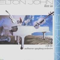 Gramofonska ploča Elton John Live In Australia (With The Melbourne Symphony Orchestra) MCA 2-8022, stanje ploče je 10/10