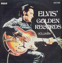 Gramofonska ploča Elvis Presley Elvis' Golden Records Volume 1 LSRCA 70698, stanje ploče je 10/10