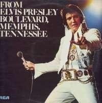 Gramofonska ploča Elvis Presley From Elvis Presley Boulevard, Memphis, Tennessee RS 1060, stanje ploče je 10/10