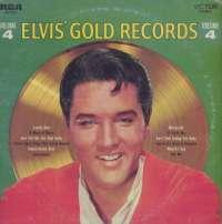 Gramofonska ploča Elvis Presley Elvis' Gold Records - Volume 4 LSP 3921, stanje ploče je 7/10