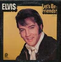 Gramofonska ploča Elvis Presley Let's Be Friends CAS 2408, stanje ploče je 8/10