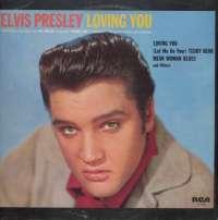 Gramofonska ploča Elvis Presley Lovin You PL 42358, stanje ploče je 9/10
