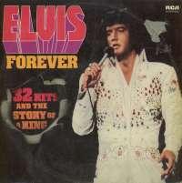 Gramofonska ploča Elvis Presley Elvis Forever - 32 Hits And The Story Of A King PJL 2-8024, stanje ploče je 9/10