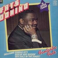 Gramofonska ploča Fats Domino Fantastic Fats MFP 50294, stanje ploče je 9/10
